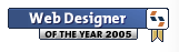 Sitepoint Web Design of the Year 2005